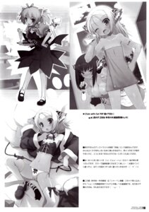 Rating: Explicit Score: 9 Tags: animal_ears cleavage haga_yui life monochrome nekomimi pantsu string_panties tail thighhighs User: MirrorMagpie