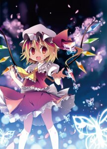 Rating: Safe Score: 16 Tags: bell_(satappe) chibi flandre_scarlet touhou wings User: Radioactive