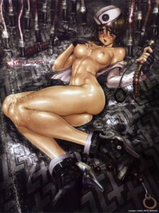 Rating: Explicit Score: 53 Tags: breasts canopri_comic crease cyril_brooklyn jpeg_artifacts nipples no_bra nopan open_shirt shirow_masamune User: gb40
