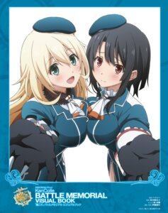 Rating: Questionable Score: 32 Tags: atago_(kancolle) digital_version h-new kantai_collection symmetrical_docking takao_(kancolle) uniform User: Twinsenzw