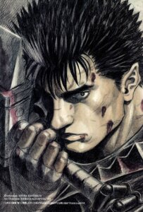 Rating: Safe Score: 12 Tags: berserk guts male miura_kentarou User: Radioactive