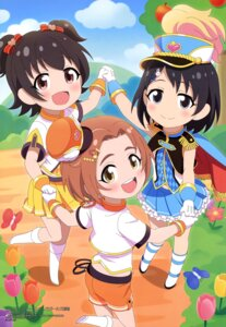 Rating: Safe Score: 9 Tags: akagi_miria creative_house_pocket ryuuzaki_kaoru sasaki_chie the_idolm@ster the_idolm@ster_cinderella_girls User: drop