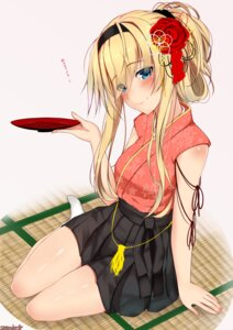 Rating: Safe Score: 46 Tags: japanese_clothes kantai_collection sake sazamiso_rx warspite_(kancolle) User: Mr_GT