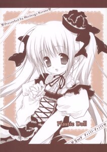 Rating: Safe Score: 12 Tags: frill_frill lolita_fashion monochrome morinaga_korune User: midzki