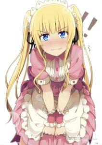 Rating: Safe Score: 114 Tags: maid milky_been! ogipote saenai_heroine_no_sodatekata sawamura_spencer_eriri User: Hatsukoi