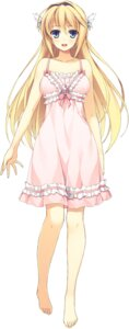 Rating: Safe Score: 44 Tags: dress effordom_soft elcia_harvence koikishi_purely_kiss yuuki_hagure User: Radioactive