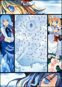 Rating: Safe Score: 7 Tags: cat.lqe cirno lily_white moe_shoujo_ryouiki touhou User: midzki
