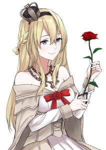 Rating: Safe Score: 21 Tags: cleavage dress kantai_collection morinaga_miki warspite_(kancolle) User: mash