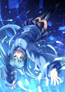 Rating: Safe Score: 29 Tags: enomoto_takane hijikimeshi kagerou_project mekakucity_actors thighhighs User: zero|fade