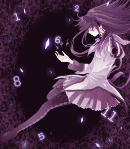 Rating: Safe Score: 14 Tags: ahma akemi_homura gun pantyhose puella_magi_madoka_magica seifuku User: charunetra