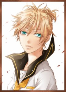 Rating: Safe Score: 4 Tags: hakuseki kagamine_len male vocaloid User: charunetra
