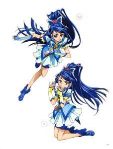 Rating: Questionable Score: 4 Tags: kawamura_toshie minazuki_karen pretty_cure yes!_precure_5 User: drop