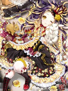 Rating: Safe Score: 43 Tags: cocoon_(loveririn) gothic_lolita lolita_fashion User: Mr_GT