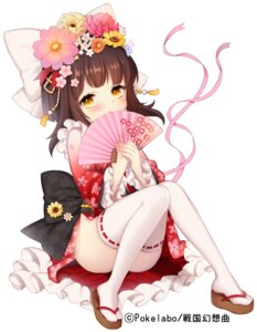 Rating: Safe Score: 38 Tags: byulzzi_mon nopan see_through thighhighs yukata User: blooregardo