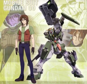 Rating: Safe Score: 7 Tags: gundam gundam_00 lockon_stratos male mecha neil_dylandy User: Sangwoo