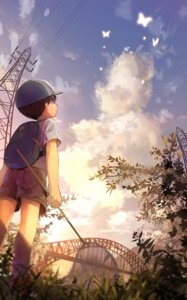 Rating: Safe Score: 2 Tags: cocolo_(co_co_lo) landscape male touhou User: charunetra