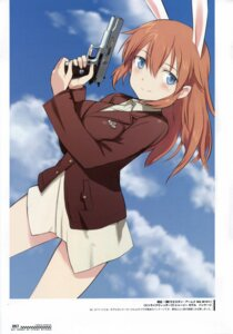 Rating: Safe Score: 8 Tags: shimada_humikane strike_witches User: red_destiny