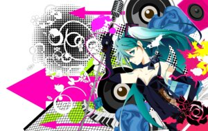 Rating: Safe Score: 18 Tags: hatsune_miku jpeg_artifacts sakisato_kirico vocaloid User: MadMan