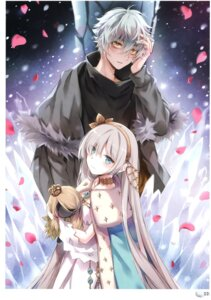 Rating: Questionable Score: 7 Tags: anastasia_(fate/grand_order) fate/grand_order kadoc_zemlupus nyanya User: Radioactive
