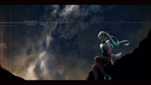Rating: Safe Score: 39 Tags: hatsune_miku heels thighhighs vocaloid xy_(pixiv8783776) User: saemonnokami