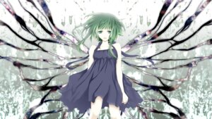 Rating: Safe Score: 13 Tags: aonoe gumi vocaloid wings User: charunetra