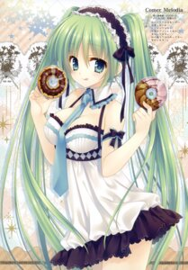 Rating: Questionable Score: 70 Tags: cleavage hatsune_miku tatekawa_mako vocaloid wnb User: admin2