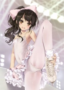 Rating: Questionable Score: 250 Tags: ice_skating leotard pantyhose tsurusaki_takahiro User: Twinsenzw