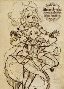 Rating: Safe Score: 7 Tags: atelier atelier_ayesha ayesha_altugle dress hidari monochrome nio_altugle sketch User: Shuumatsu