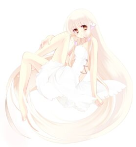 Rating: Safe Score: 11 Tags: chii chobits dress kurabayashi_matoni User: charunetra