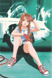 Rating: Safe Score: 4 Tags: bike_shorts endou_lorna ex-driver User: Radioactive