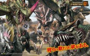 Rating: Safe Score: 11 Tags: cg monster monster_hunter wallpaper User: angel_sachiel