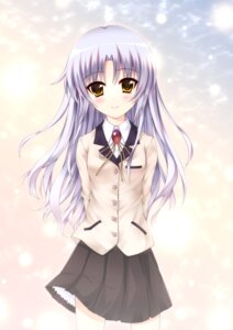 Rating: Safe Score: 17 Tags: angel_beats! neonknight seifuku tenshi User: blooregardo