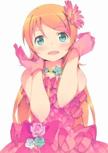 Rating: Safe Score: 89 Tags: dress kanzaki_hiro kousaka_kirino ore_no_imouto_ga_konnani_kawaii_wake_ga_nai User: yong