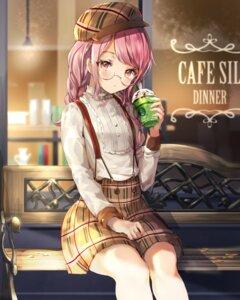 Rating: Safe Score: 44 Tags: bang_dream! maruyama_aya megane nogi_momoko User: BattlequeenYume