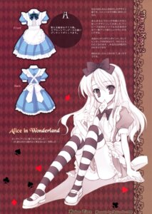 Rating: Safe Score: 21 Tags: alice alice_in_wonderland indico_lite mitha thighhighs User: admin2