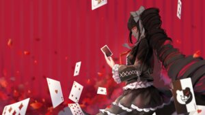 Rating: Safe Score: 34 Tags: celestia_ludenberg dangan-ronpa dre gothic_lolita lolita_fashion monokuma User: Mr_GT