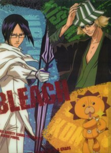 Rating: Safe Score: 3 Tags: bleach kon male urahara_kisuke uryuu_ishida User: Radioactive