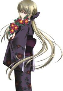 Rating: Safe Score: 15 Tags: carnelian kimono kuraki_yuriko moonlight_lady orbit User: Radioactive