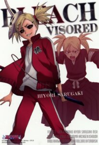Rating: Safe Score: 11 Tags: bleach card gym_uniform sarugaki_hiyori User: charunetra