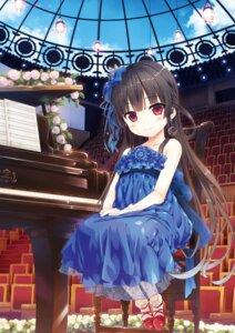 Rating: Safe Score: 18 Tags: cura dress hachiroku lose maitetsu see_through User: john.doe