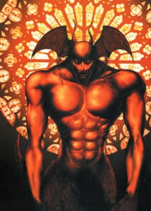 Rating: Questionable Score: 2 Tags: devilman male User: Radioactive
