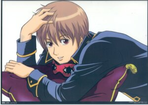 Rating: Safe Score: 6 Tags: gintama male okita_sougo screening User: Davison