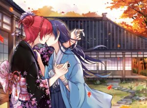 Rating: Safe Score: 36 Tags: eris.y_(7hai) japanese_clothes kimono love_live! nishikino_maki sonoda_umi yuri User: Radioactive