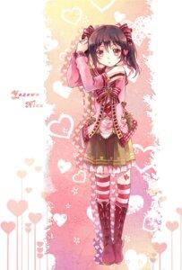 Rating: Safe Score: 17 Tags: ekita_gen love_live! thighhighs yazawa_nico User: charunetra