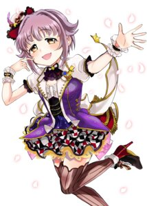 Rating: Safe Score: 9 Tags: heels koshimizu_sachiko tagme the_idolm@ster the_idolm@ster_cinderella_girls thighhighs User: saemonnokami