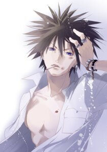 Rating: Safe Score: 7 Tags: get_backers male mido_ban papillon10 User: charunetra