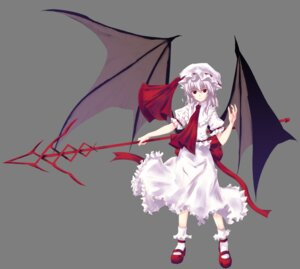 Rating: Safe Score: 11 Tags: dress hisago remilia_scarlet touhou wings User: charunetra