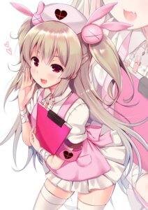 Rating: Safe Score: 47 Tags: bandages natori_sana nurse sana_channel thighhighs yukina_(black0312) User: Mr_GT