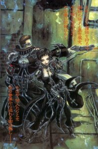 Rating: Safe Score: 4 Tags: monica_argento thores_shibamoto tres_iqus trinity_blood User: Radioactive
