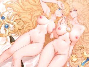 Rating: Explicit Score: 164 Tags: dishwasher1910 goblin_slayer naked nipples priestess pussy sword_maiden uncensored yuri User: hippler